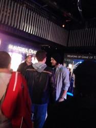 Джаред и Женевьев на фестивале Music, Film and Interactive в Остине