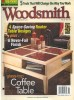 WoodSmith Issue 156, Dec-Jan 2004 – Glass-top Coffee Table