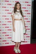 Jacqueline Jossa - Screening, Stag, London, 13-Mar-14