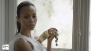 Zoe Saldana - The Waiting Game