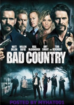 Bad Country (2014) MULTiSubs 720p BluRay DTS x264-HQMi