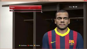 Download Face Daniel Alves Face By Sávio