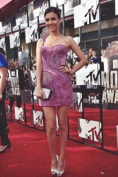 Victoria Justice - 2014 MTV Movie Awards 4/13/14