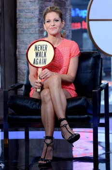 Candace Cameron Bure on VH1's 'Big Morning Buzz Live' - April 25, 2014