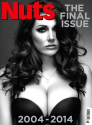 Nuts Magazine - The Final Issue 2004-2014 (May 2014) UK