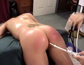 enemas Spanking and anal and