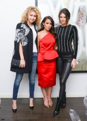 Kendall Jenner - Private Dinner for Mirtha Michelle�s new book �Letters To The Men I Have Loved� in NYC 5/6/14