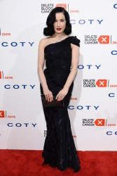 Dita Von Teese - 2014 Delete Blood Cancer Gala in NYC 5/7/14