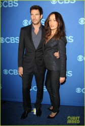 Maggie Q - 2014 CBS Upfront Presentation in NYC 5/14/14