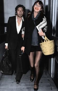 Jane Birkin and Serge Gainsbourg - Mega Post x45 - Colored by me!