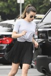 Lea Michele -                   Los Angeles May 29th 2017.