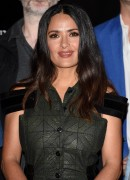 Salma Hayek - Attending The Sundance London Filmmaker & Press Breakfast In London, England. (6/1/17)