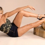 WWE Ring Announcer Lilian Garcia's Legs (30 pics)