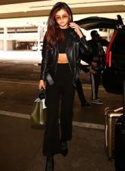 Selena Gomez -  At LAX Airport 6/2/17