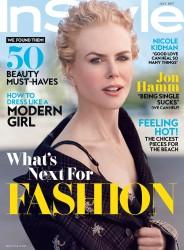 Nicole Kidman - InStyle Magazine July 2017