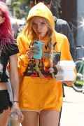 Bella Thorne - Los Angeles June 3rd 2017 (With Sister Dani).