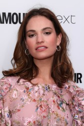 Lily James - Glamour Women Of The Year Awards in London 6/6/17