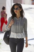 Olivia Munn - Going to a hair salon in West Hollywood 6/27/17