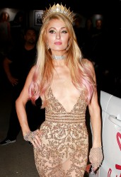 Paris Hilton - Foam and Dimonds Opening Party in Ibiza 7/2/17