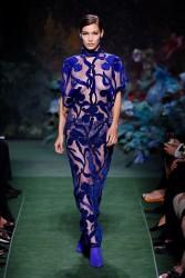 Bella Hadid - Fendi Haute Couture Fashion Show in Paris 7/5/17