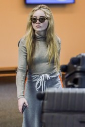 Sabrina Carpenter - At Vancouver International Airport 7/5/17