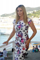 Mira Sorvino -                     Ischia Global Festival Photocall Italy July 10th 2017.