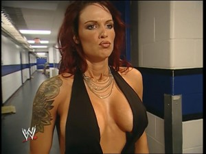 lita cleavage
